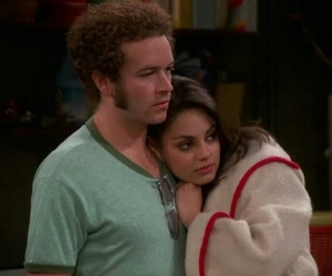 steven hyde, jackie burkhart, and jackie and hyde image