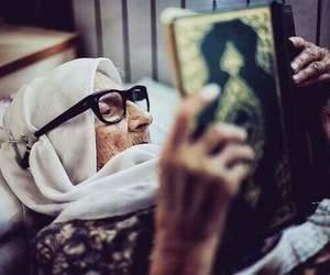 quran, hijab, and islam image