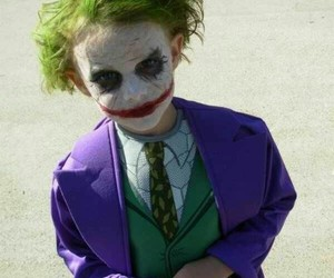 Halloween, loco, and maquillaje image