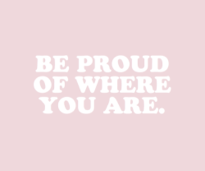 confidence, pink, and you are image