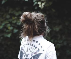 girl, hair, and happy image