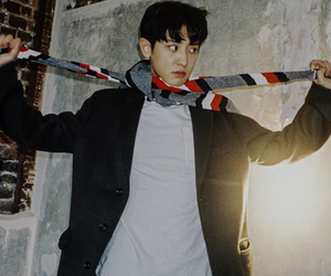 exo, kpop, and park chanyeol image