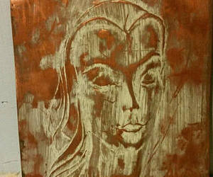 art, etsy, and mold image