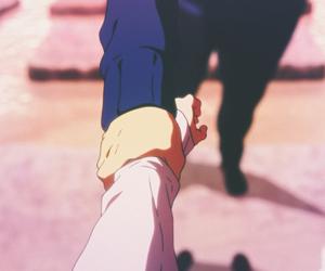 anime, love, and tamako market image