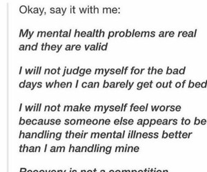 pain, reminder, and mental health image