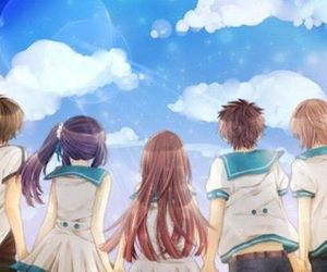 anime, shoujo, and nagi no asukara image
