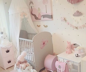 baby room, girl, and cutie image