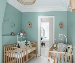 baby boy room and cute image