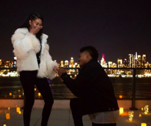 angel, Chanel Iman, and congratulations image
