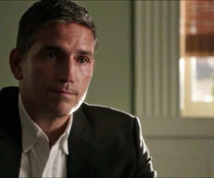 poi, jim caviezel, and john reese image