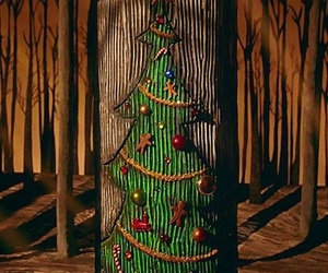 christmas and the nightmare before christmas image
