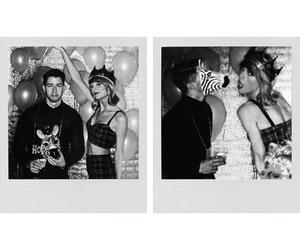 nick jonas and Taylor Swift image