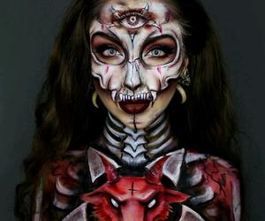 Chica, linda, and Halloween image