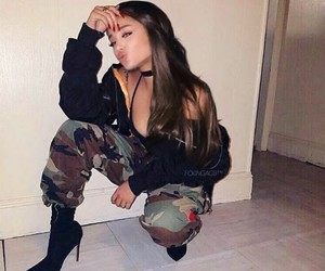 ariana grande, goals, and outfit image