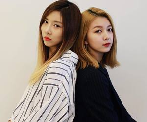 dreamcatcher, yoohyeon, and dami image