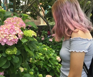 aesthetic, alternative, and baby pink image