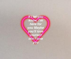 background, little things, and Lyrics image