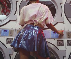 girl, retro, and tumblr image