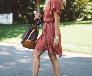 bag, heels, and photography image