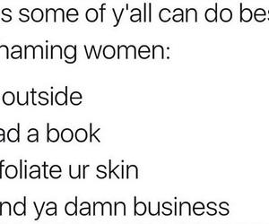 business, feminism, and feminist image