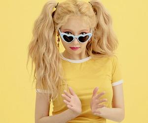 hyuna, korean, and kpop image