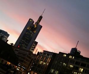 frankfurt, lights, and wonderful image
