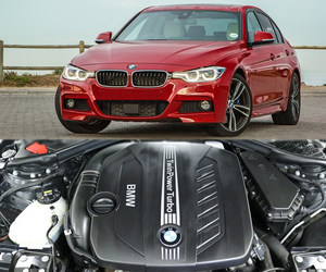 co2 emission, bmw 330d, and 330d saloon image