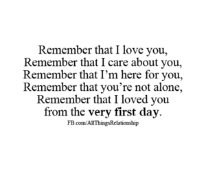 love, remember, and quotes image