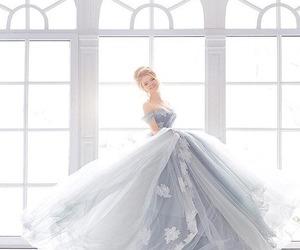 bridal, holiday, and princess image