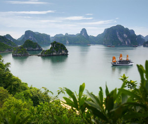 travel and Vietnam image