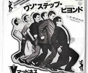stiff records japanese, madness two tone, and ska japanese image