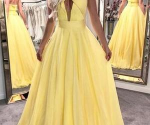dress, prom dress 2018, and Prom image