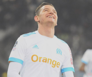 olympique de marseille, florian thauvin, and olympien image