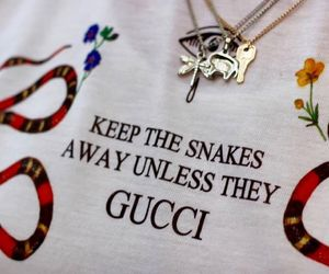 gucci, fashion, and quotes image