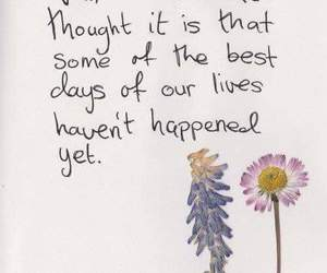 quotes, life, and thoughts image