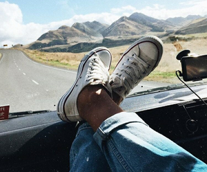 travel, girl, and summer image