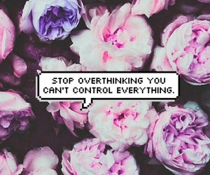 flowers, motivation, and quotes image