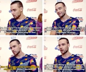 interview, capital fm, and liam payne image