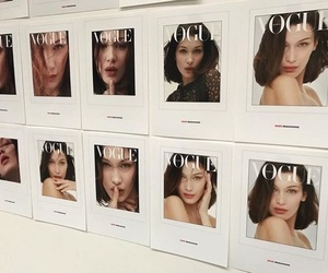 90s, bella hadid, and aesthetic image