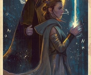 Princess Leia, star wars, and the resistence image