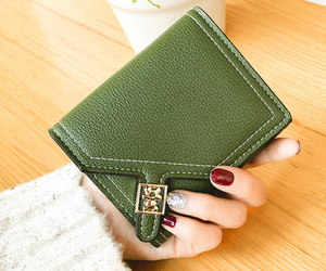 fashion, wallets, and short wallet image