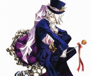 pandora hearts, anime, and xerxes break image