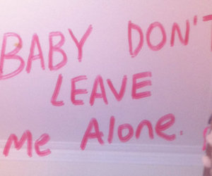 pink, baby, and quotes image