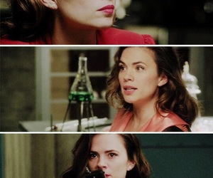 Avengers, Marvel, and hayley atwell image