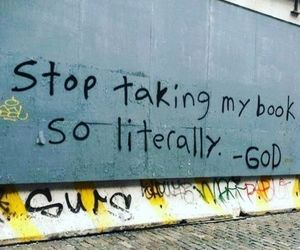 funny, graffiti, and humor image