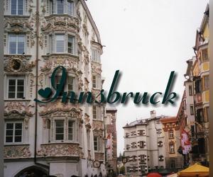 austria, travel, and bucket list image
