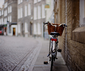 bike, photography, and street image