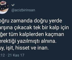 twitter, sözler, and dogru image