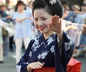culture, japan, and kimono image