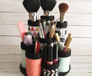 brush, Brushes, and makeup image